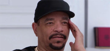 Ice-T used to rob jewelry stores with a sledge hammer, still has friends in prison