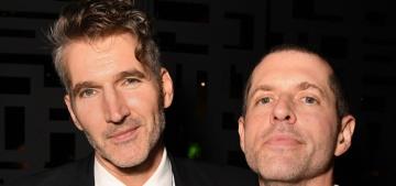 THR: David Benioff & Dan Weiss left 'Star Wars' because of their Netflix deal?