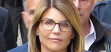 Lori Loughlin is at 'rock bottom' yet she's also tough & delusional, according to 'friends'