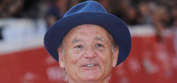 Your next busboy at P.F. Changs just might be Bill Murray