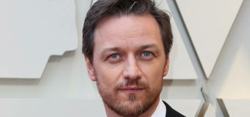 James McAvoy reportedly got 'secretly married' to Lisa Liberati, his GF of three years