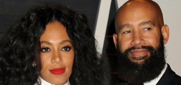 Solange Knowles separated from her husband Alan Ferguson earlier this year
