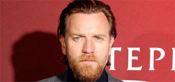 Ewan McGregor's story about living in a haunted house could turn you into a believer