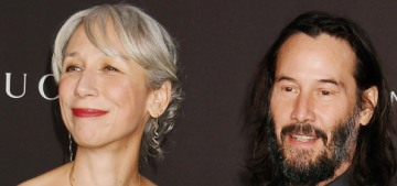 Keanu Reeves made his official debut with his lowkey girlfriend Alexandra Grant