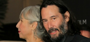 Keanu Reeves 'wants to openly share his life' with girlfriend Alexandra Grant