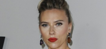 Scarlett Johansson in LV at the 'Marriage Story' LA premiere: basic or cute?