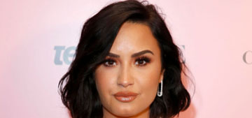 Demi Lovato: I see myself as a fighter, not as a championship winner