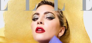 Lady Gaga is still talking about Bradley Cooper & their Oscar performance