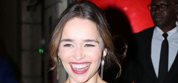 Emilia Clarke on recovering from brain hemorrhages: 'every single nurse was so kind'