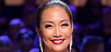 Carrie Ann Inaba gets real about Sean Spicer being saved on DWTS
