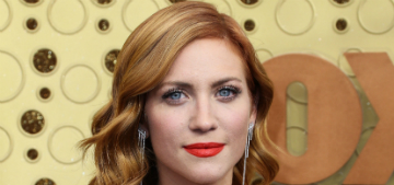Brittany Snow on her rescue dog: I was looking for a couch, instead I got a dog