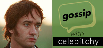 'Gossip With Celebitchy' podcast #36: Our sobriety & the battle of the Mr. Darcys