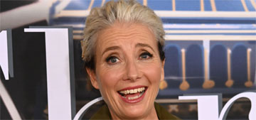 Emma Thompson gushes about Hannah Gadsby: 'She was a mind bomb'