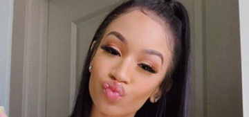 Deyjah Harris unfollowed T.I. on Instagram after his comments about her virginity