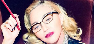 Madonna on moving back times for her shows: 'the queen is never late'