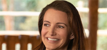 Kristin Davis made sure no trained elephants were used on her new film
