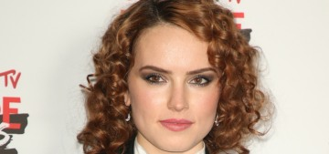 Daisy Ridley is a 'chegan' or a vegan who cheats because of occasional sushi