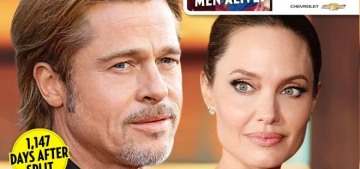 Us Weekly: Angelina Jolie 'still has a lot of resentment toward Brad'