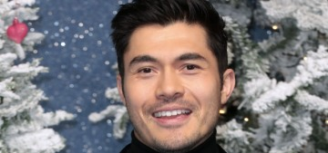 People Mag's reader-chosen 'sexy men' included Henry Golding, Prince Harry