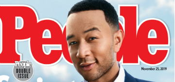 John Legend says wife Chrissy's postpartum depression strengthened their relationship