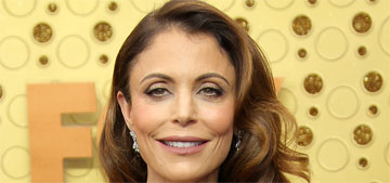 Bethenny Frankel tells people to eat before parties or you'll overindulge