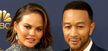 John Legend gushes about Chrissy Teigen: 'she makes me laugh all the time'