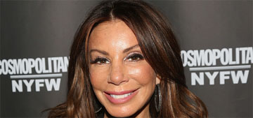 Danielle Staub calls breast implants 'the biggest mistake I've made in my life'
