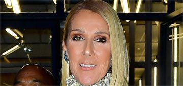 Celine Dion loves peanut butter so much she sings about it