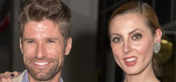 Eva Amurri & her husband Kyle Martino have separated… during her third pregnancy