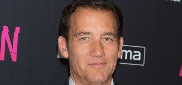 Clive Owen was cast as Bill Clinton in 'American Crime Story: Impeachment', ugh