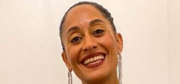 Tracee Ellis Ross says that the perfect time to have a party is 2 to 7pm: agree?