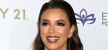 Eva Longoria: 'Sometimes the world's issues are so big you feel paralyzed'