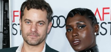 Joshua Jackson & Jodie Turner Smith made their red-carpet couple debut