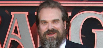 David Harbour can't believe he is among the Sexiest Men alive: can you?