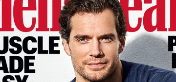 Henry Cavill on the rumor that he's not Superman anymore: 'I've not given up the role'