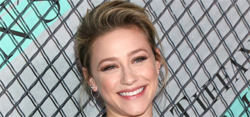 Lili Reinhart slams the Body Tune app: 'This is why people develop eating disorders'