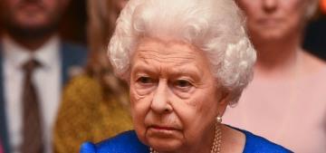 The Queen & Duke of Edinburgh are spending their 72nd anniversary apart