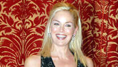 Sharon Stone mocks younger, prettier actresses