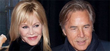 Don Johnson: It's foolish to have animosity with your children's mother