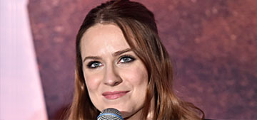 Evan Rachel Wood: 'I didn't know that you could be raped by your partner'