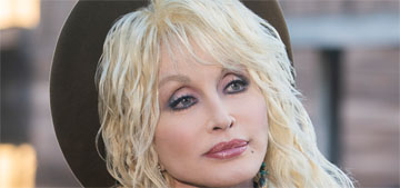 Dolly Parton on advice: it's not right to try to tell somebody else how to live their life