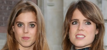 Princess Beatrice & Eugenie are being 'protected' & insulated from Andy's debacle