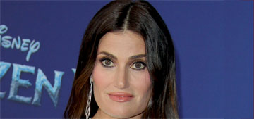 Idina Menzel's 10-year-old son doesn't care about Frozen, won't let her sing in the car