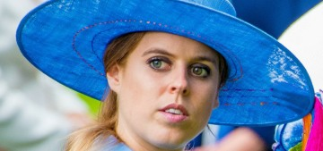Princess Beatrice's people now say Bea 'advised against' Prince Andrew's interview