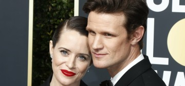Did Matt Smith break up with Lily James and is he now dating Claire Foy?!