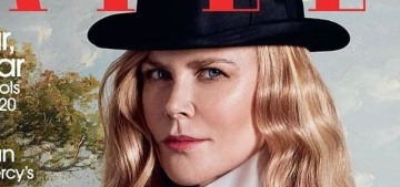 Nicole Kidman on her grief from her father's passing: 'I jumped into life, let's try things'