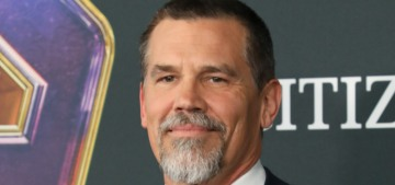 Josh Brolin 'jokes' about getting sunburned from 'perineum sunning'