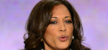 Sen. Kamala Harris dropped out of the presidential race two months before Iowa
