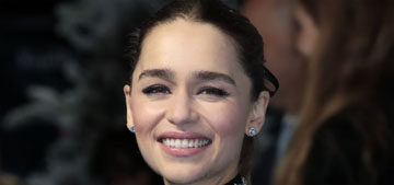 Emilia Clarke: 'We don't look at grief properly, your perspective on life changes forever'