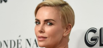 Charlize Theron: Harvey Weinstein said that he slept with me & Renee Zellweger